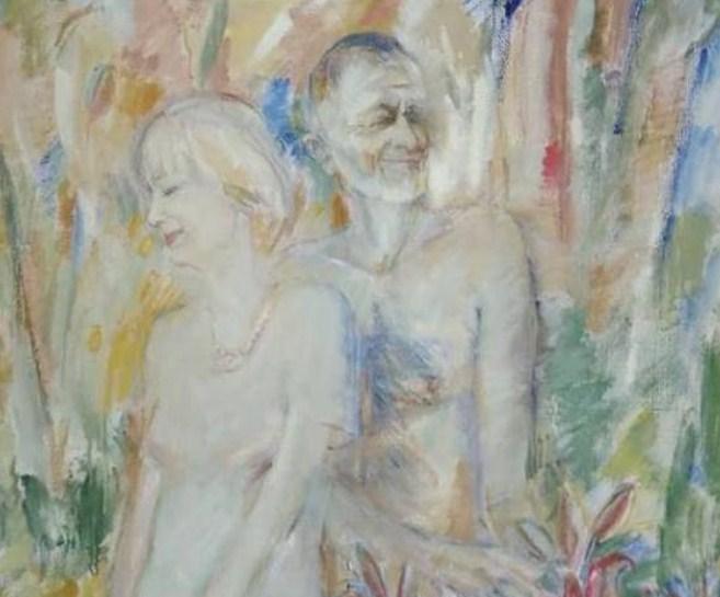 юбилейная выставка Александра Пименова «Путник»