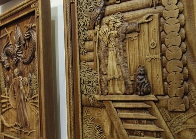 Фестиваль деревянного творчества