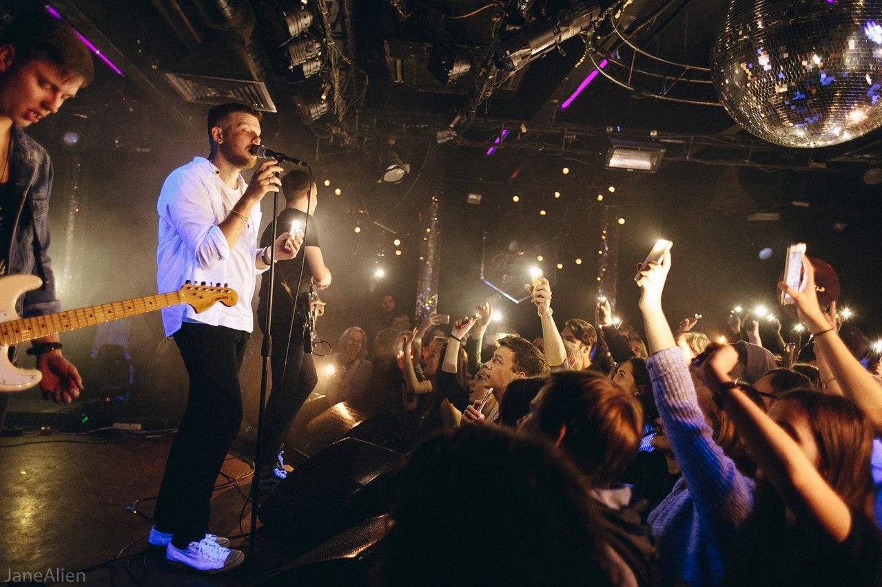 Концерт группы VLNY презентуют новый альбом «Волны»