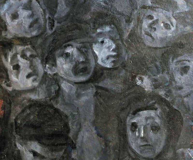 Выставка «Немецкая оккупация. Взгляд переживших»