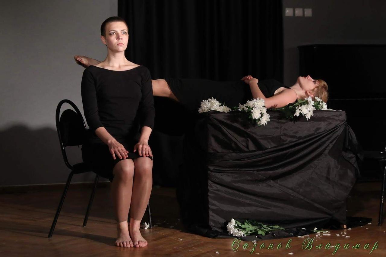 Концерт современной хореографии