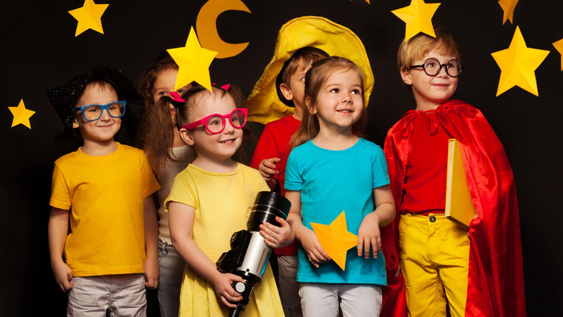 Набор на курсы актерского мастерства для детей