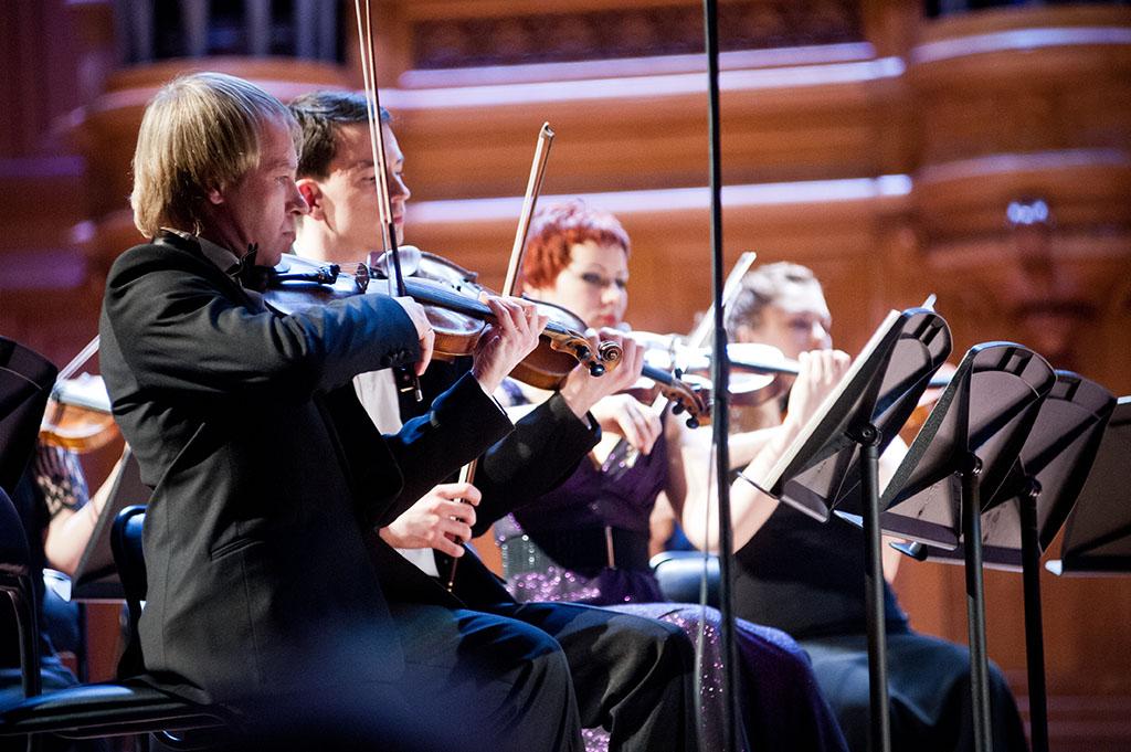 Концерт Сергей Накаряков и Камерный оркестр Игоря Лермана