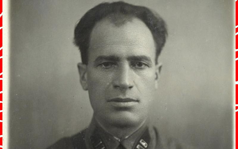 Личное дело сотрудника НКВД Турбовского Наума Цалевича. (ОГА СБУ ф.64, д.4227)