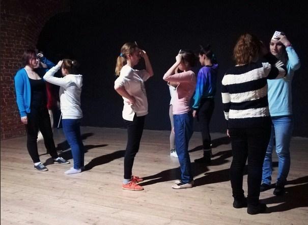Бесплатный открытый урок в студии актерского мастерства ЦТМ