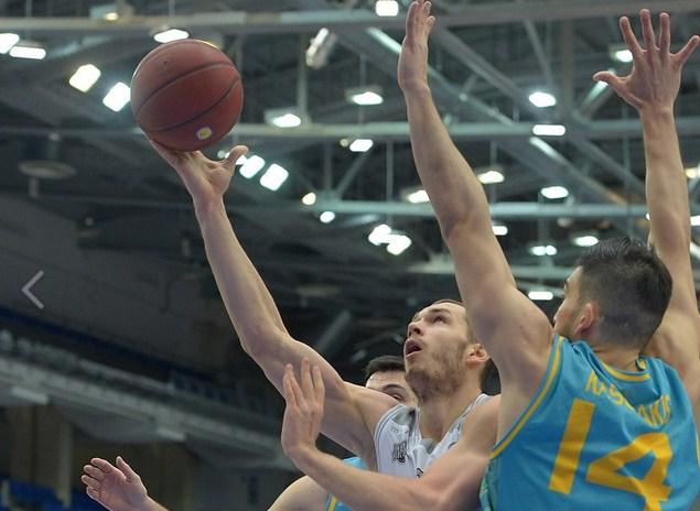 БК Нижний Новгород vs Самара