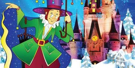 Новогодняя сказка Новогодние приключения Оле-Лукойе
