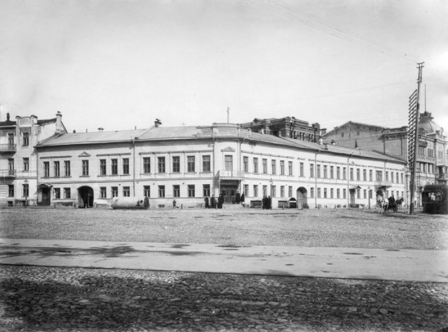 лекция Пушкинский Нижний Новгород