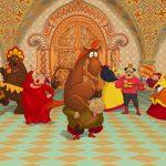 анимационная приключенческая комедия ТРИ БОГАТЫРЯ И НАСЛЕДНИЦА ПРЕСТОЛА