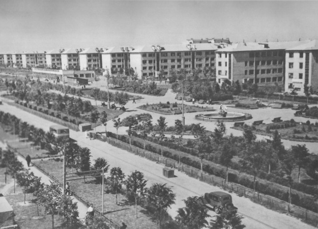 лекция Нижегородская архитектура советского времени
