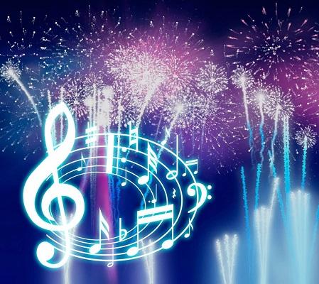 праздничная концертная программа «Новый год настает!»