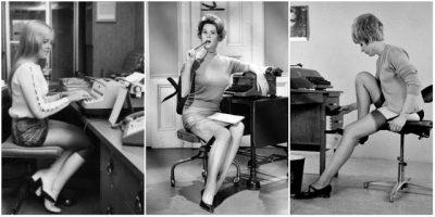 Сексуальные секретарши из 60-х