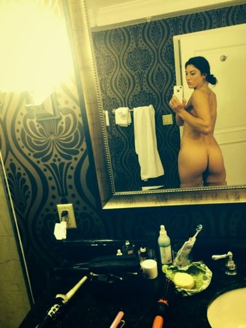 Hope solo nude pictures