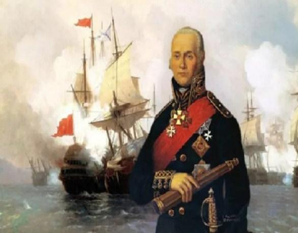 Занятие Непобедимый адмирал