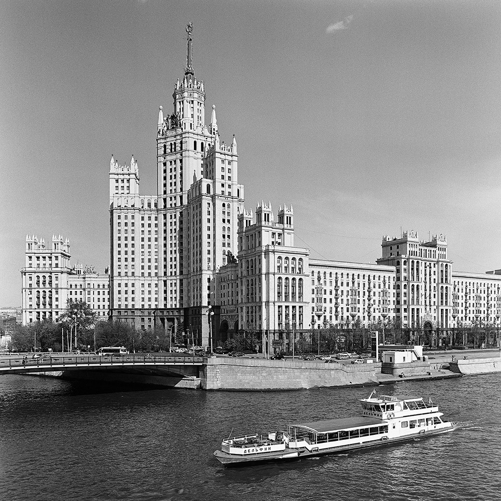 Фотовыставка «Сталинский ампир»
