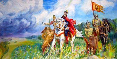 мероприятия ко Дню памяти великого князя Георгия Всеволодовича