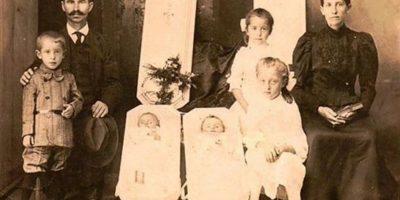 Викторианская фотография смерти