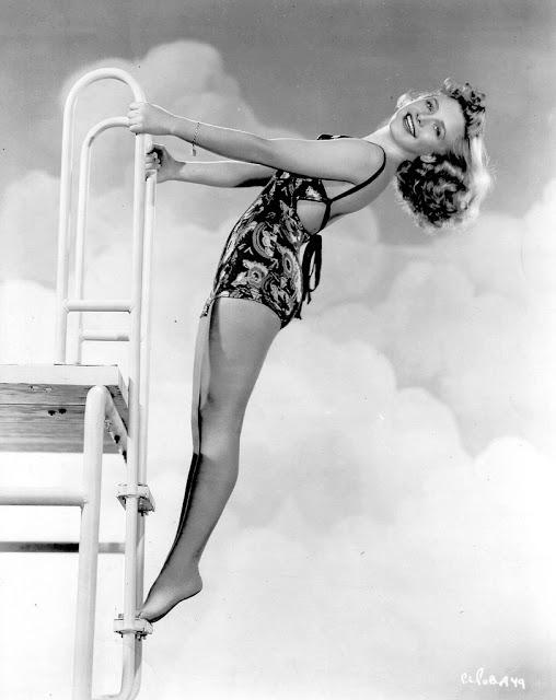 12. Priscilla Lane - c.1940