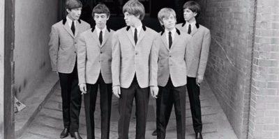 Самые ранние фотографии Rolling Stones