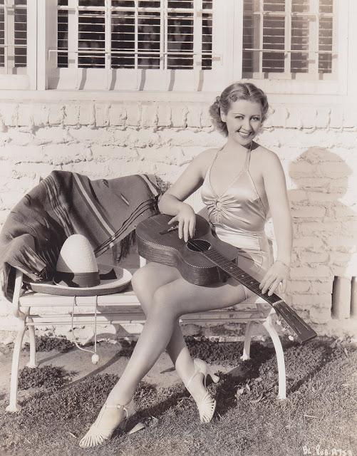 17. Joan Blondell - c.1936