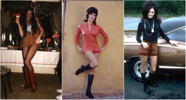Women in Go-Go Boots