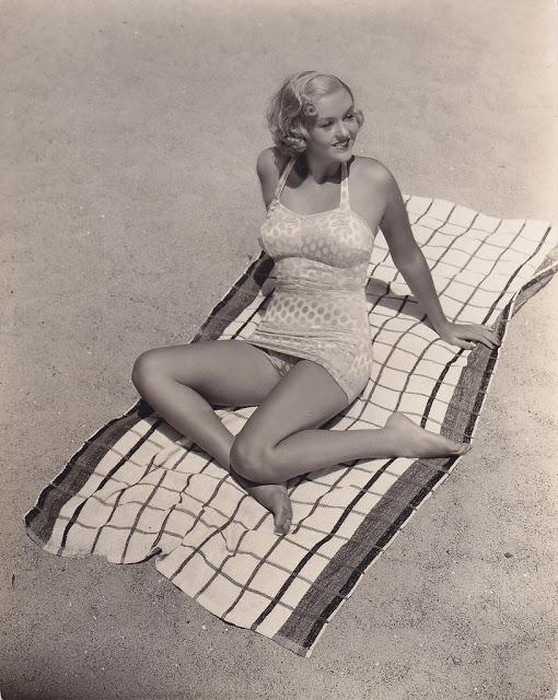 2. Patricia Ellis - c. 1937