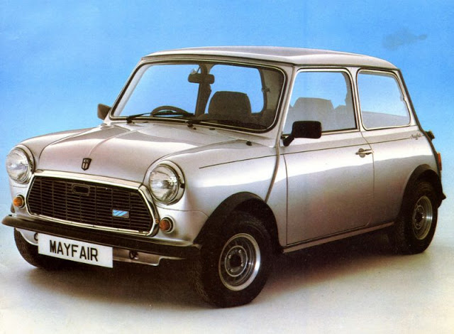 Austin Mini Mayfair (1984)