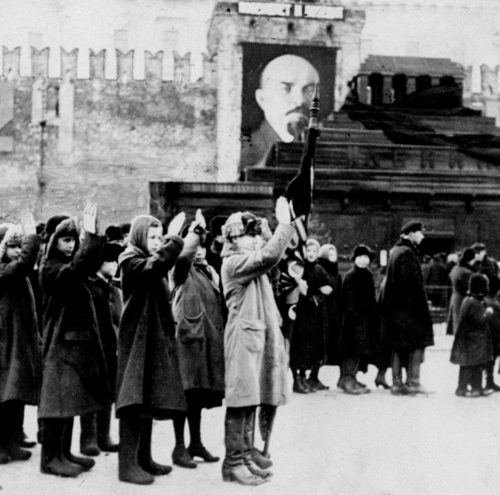 Россия в 1925