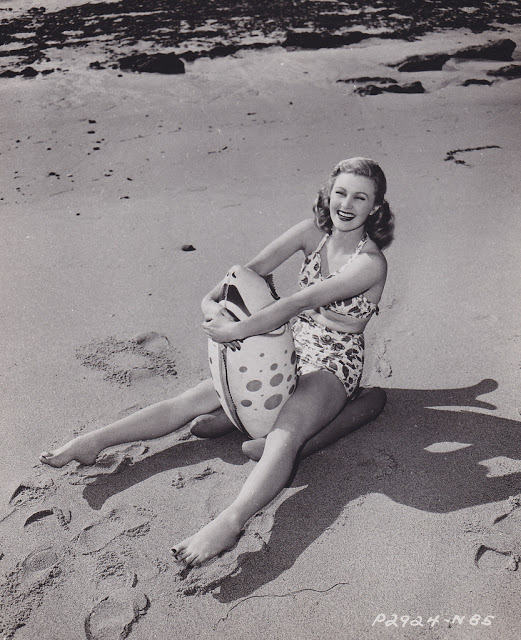 24. Joan Caulfield - c.1951