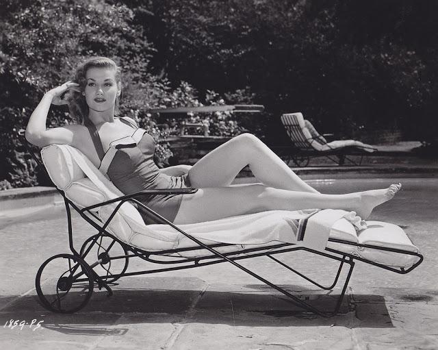 25. Ann Robinson - c.1957