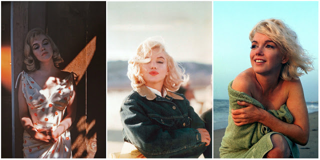 интимных и откровенных фотографий Мэрилин Монро
