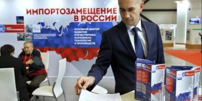 Российская система импортозамещения