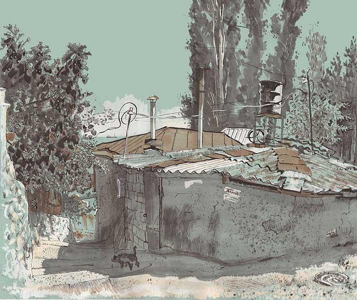 заседание клуба «Книгочей» «Холмы Тавриды, край прелестный…»