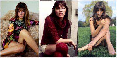 30 лучших фотографий Джейн Биркин
