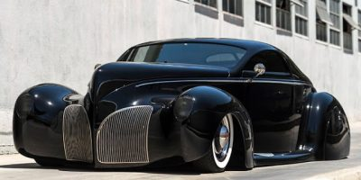 Lincoln-Zephyr Hot Rod