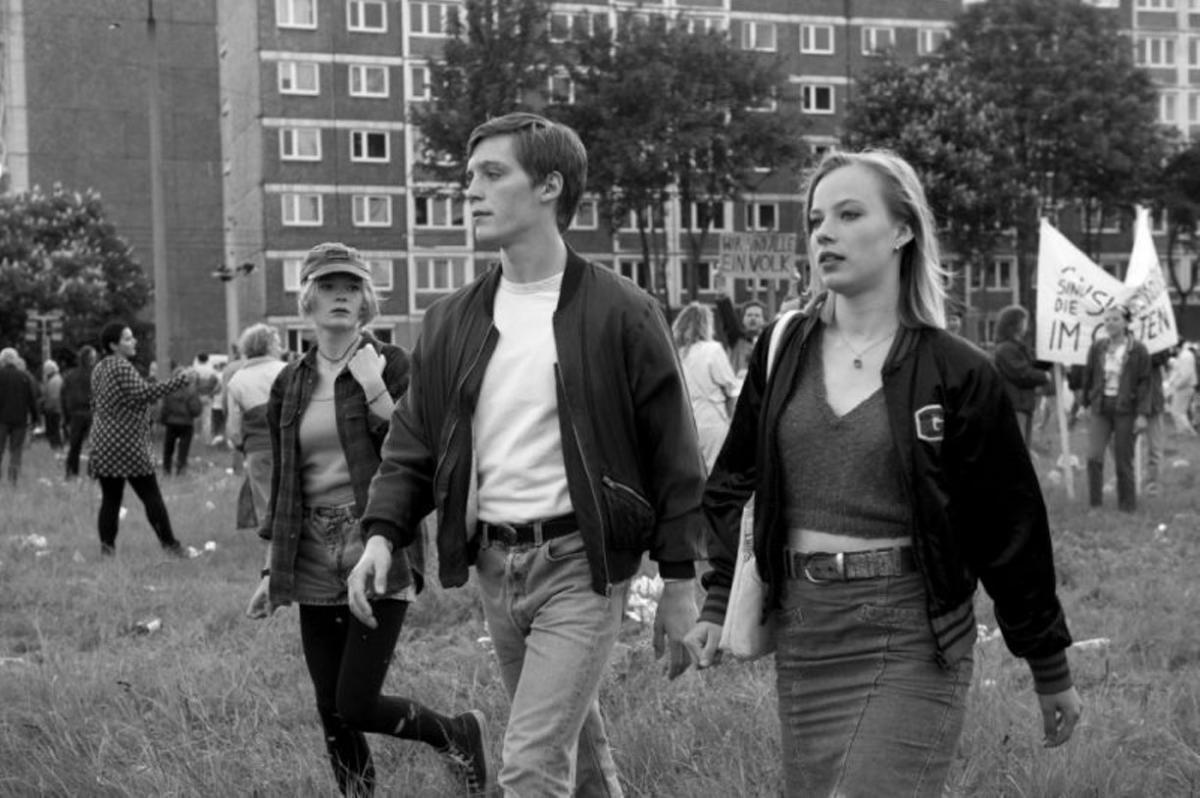 Программа немецкого кино Мы молоды. Мы сильны