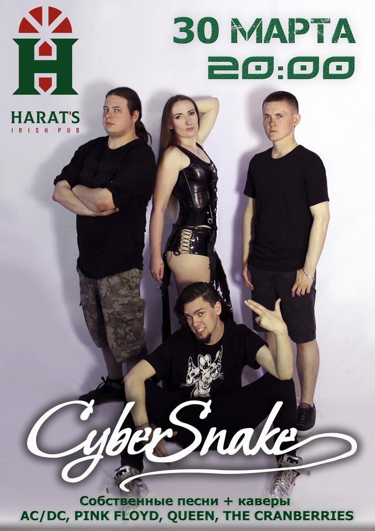 сольный концерт Cyber Snake