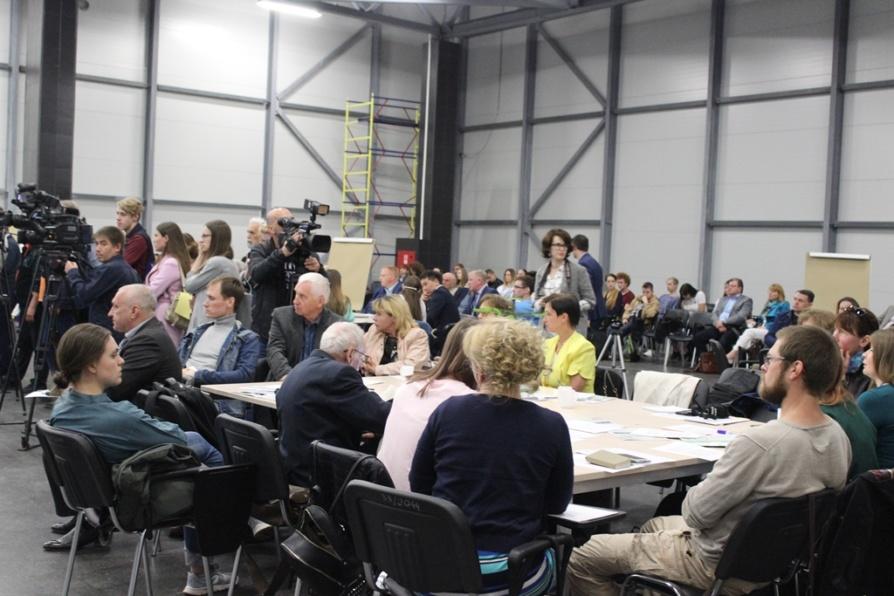 экологический форум «Зеленый Нижний 2020»