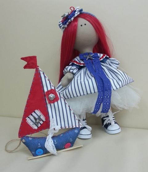 Выставка авторских кукол и игрушек «ВОКруг кукол»
