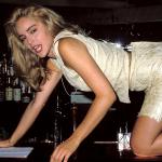 Редкие фотографии Sharon Stone