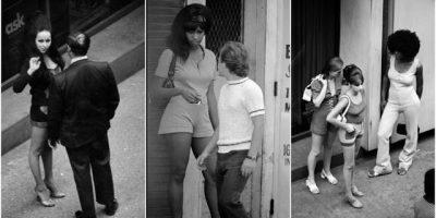 фотографий уличных проституток Нью-Йорка
