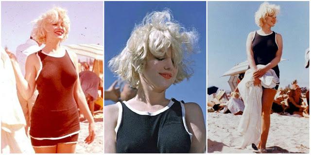 30 откровенных фотографий Мэрилин Монро