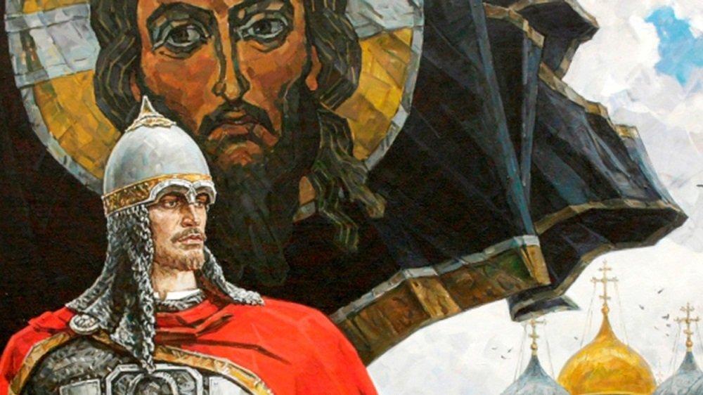 лекция «Александр Невский и политика владимирских князей на Руси»