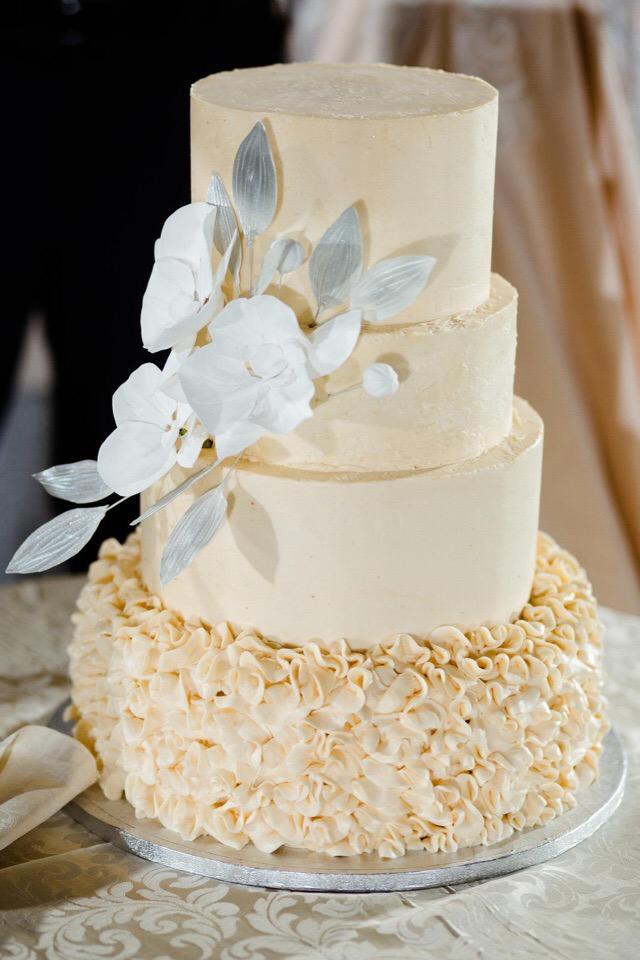 дегустация свадебных тортов от компании «Кондитерское ателье»