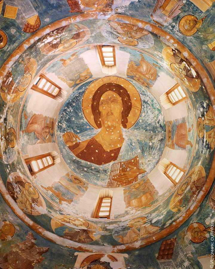 выставка фотохудожника Юрия Холдина Свет фресок Дионисия