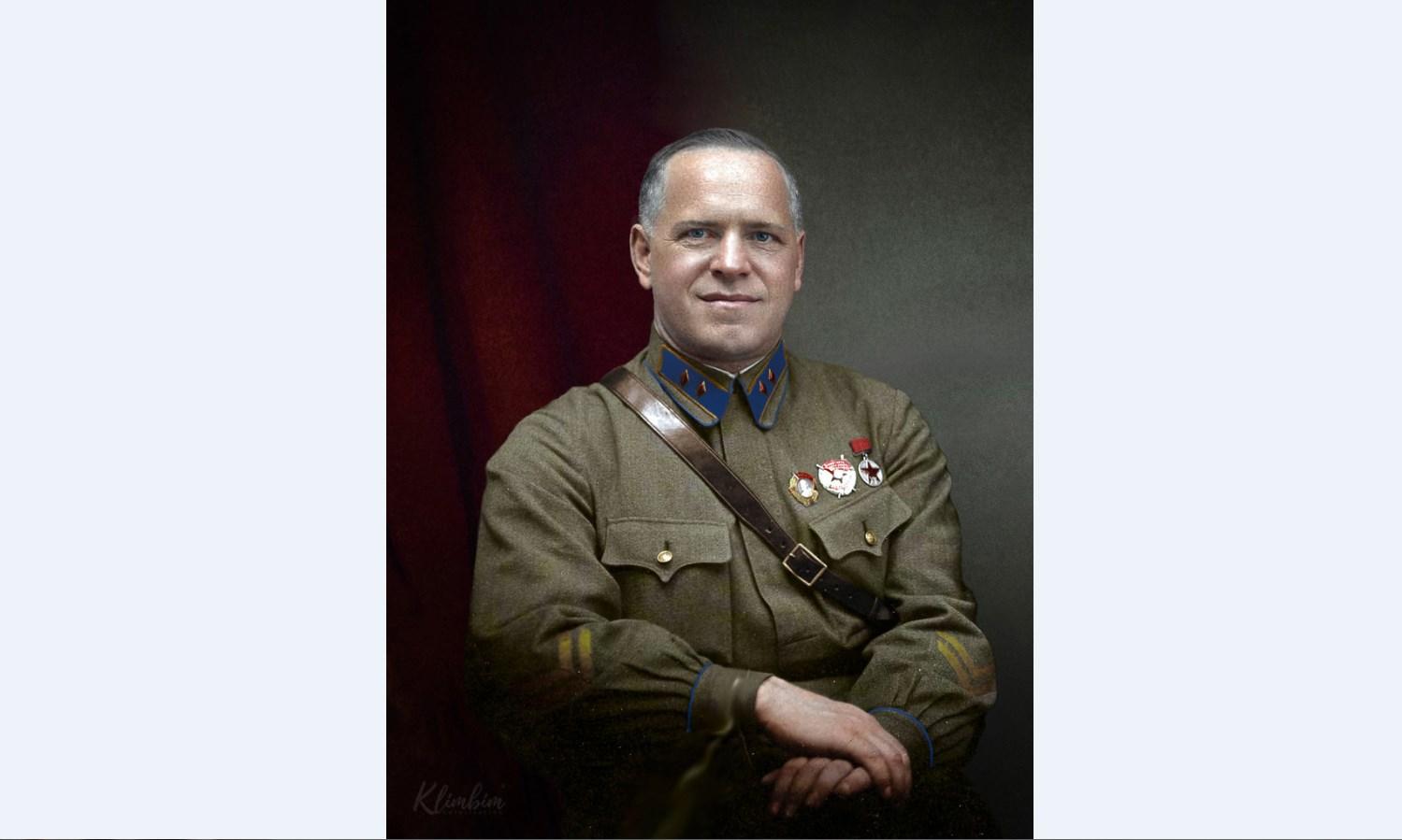 Кровавые руки маршала Жукова