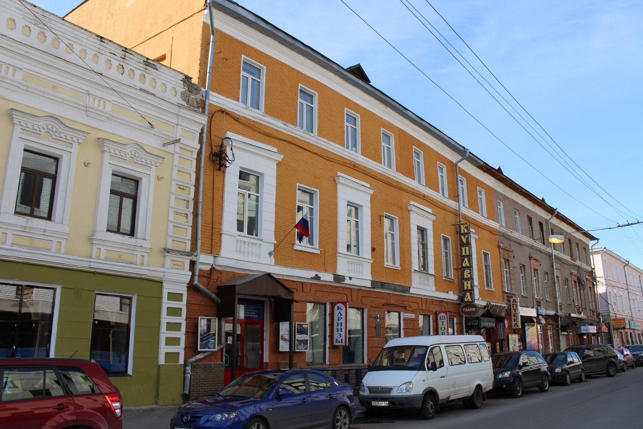 экскурсия по улице Алексеевской