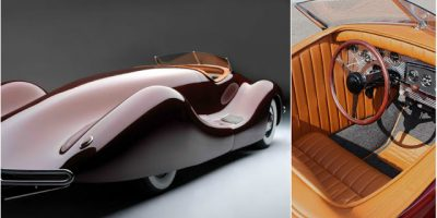 Norman Timbs Buick Streamliner