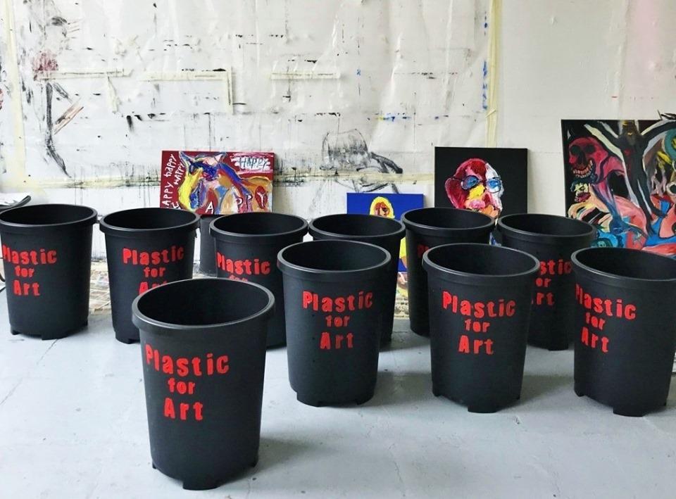 Открытая студия-мастерская в рамках выставки «Фантастик Пластик»