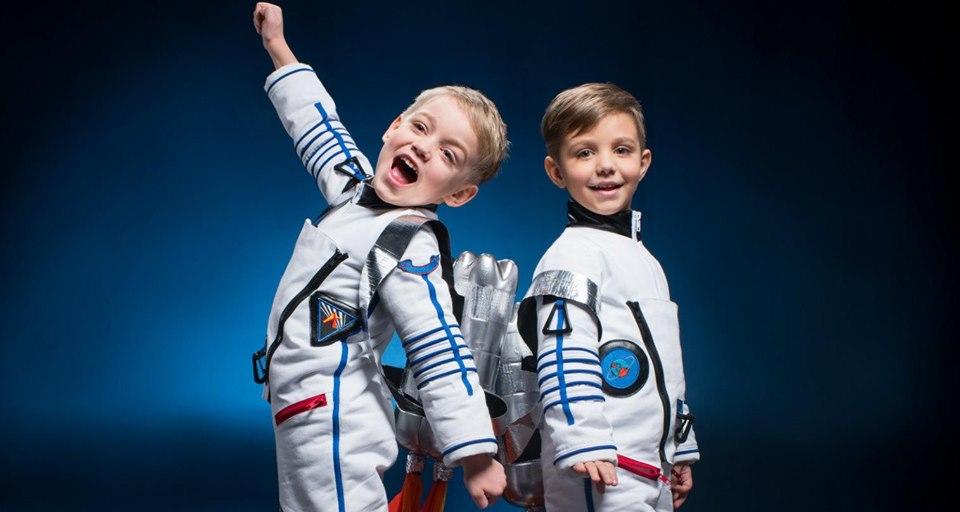 Детский мастер-класс Обед юного космонавта
